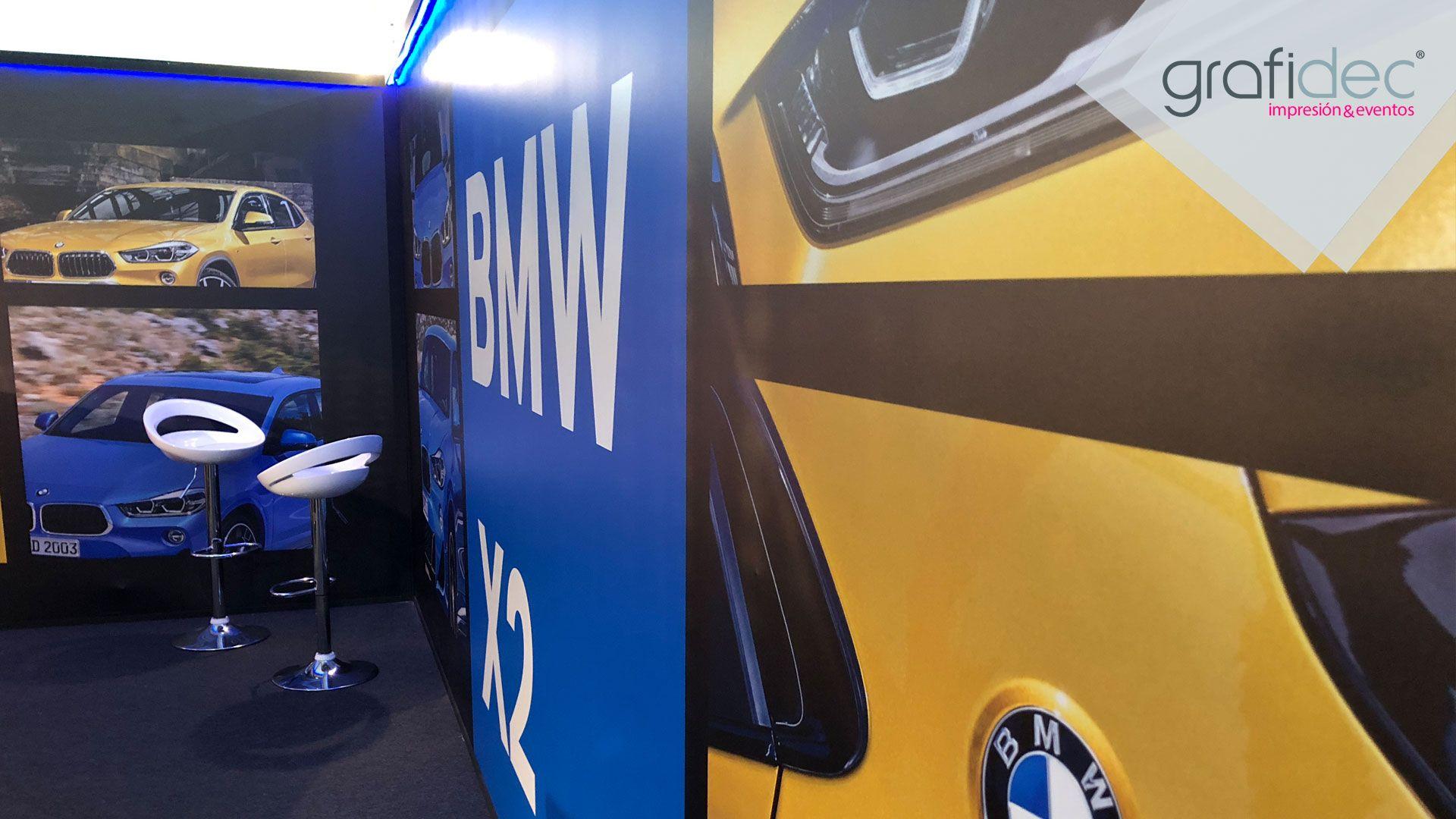 diseño-de-stand-para-bmw,-lanzamiento-de-x2